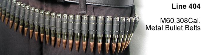 M60 Bullet Belts .308