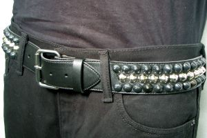 belt - 3 row Design-My-Own (3Row banded cone)